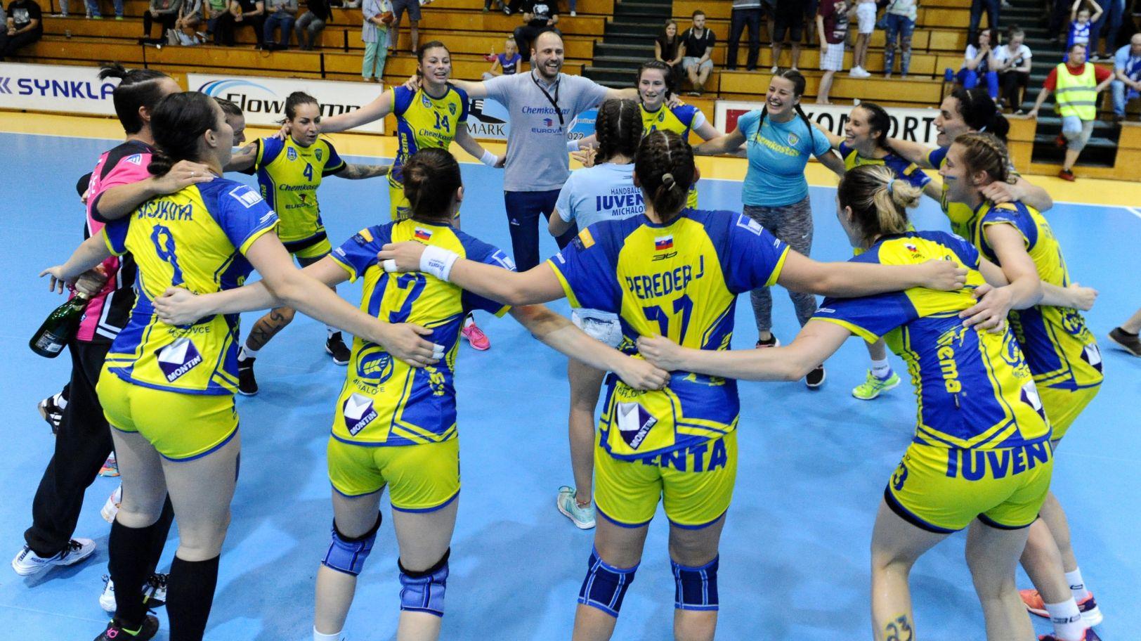 MOL liga: Bánovce v semifinále play-off nestačili na Michalovce, tie postupujú do finále