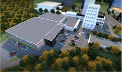 V Bratislave postavia novú multifunkčnú halu