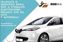 Hlasuj za dievčatá Prešova v Sedmičke roka 2017