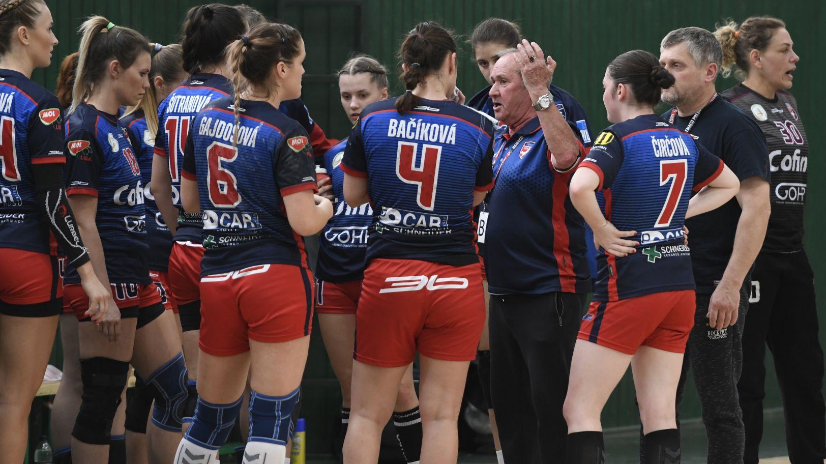 MOL liga: Slovenské tímy v nedeľu bez úspechu, prvá výhra nováčika