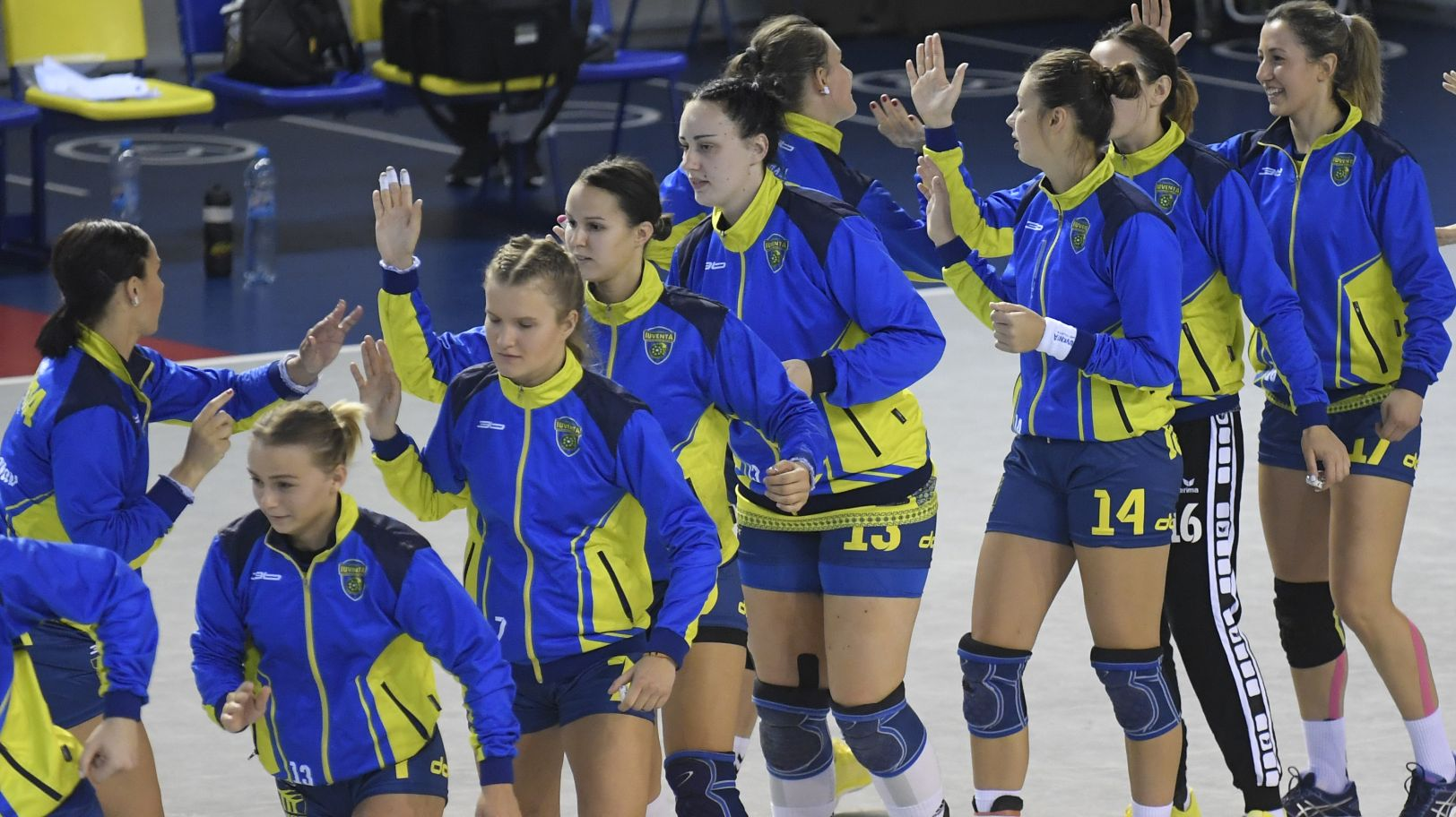 MOL liga žien: Prvá pätica víťazne, doma neuspel len Olomouc