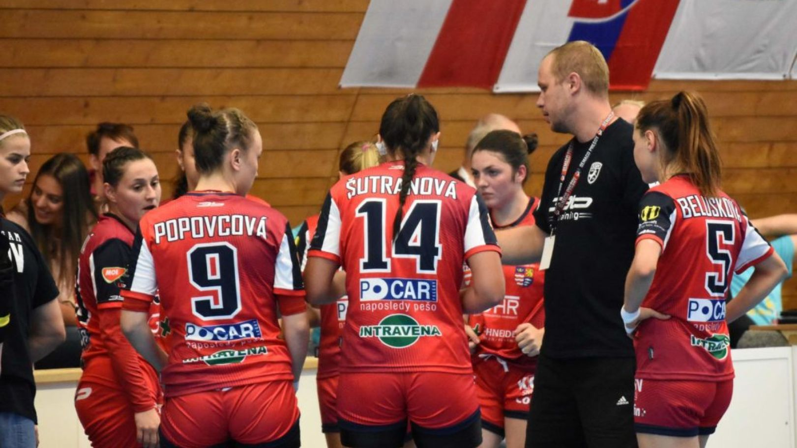MOL liga žien: Hostia v sobotu bez bodu, Prešov pokoril Zlín