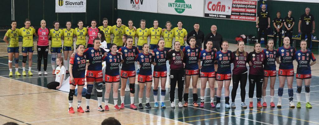 MOL liga: Iuventa obhájila slovenský titul, Prešov zdolala v 3. finále