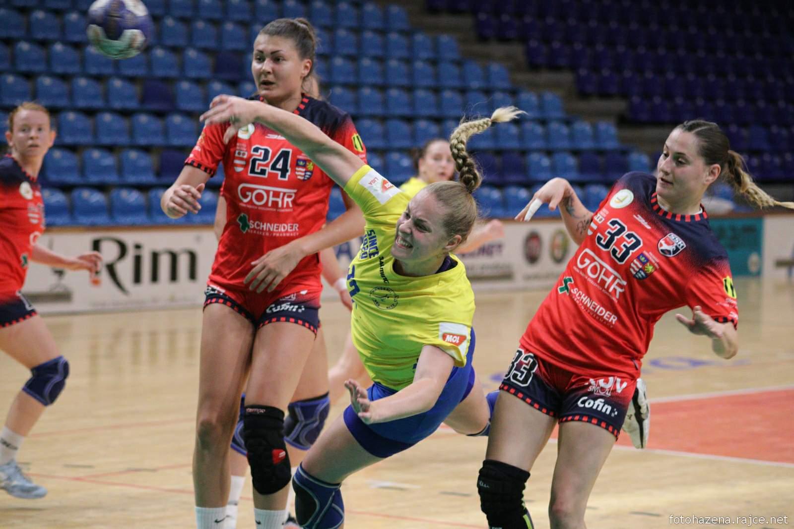 Prešovčanky v úvodnom kole MOL ligy prehrali o gól