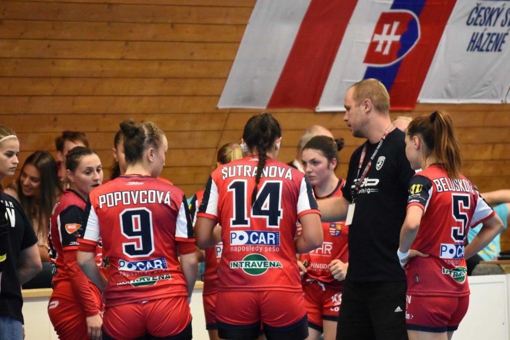 Prešovčanky víťazne v 5.kole MOL ligy