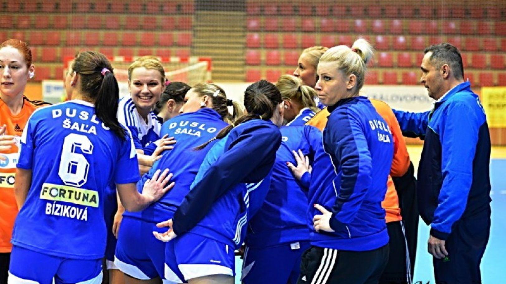 MOL liga: Duslo Šaľa si doma poradila s Prešovom
