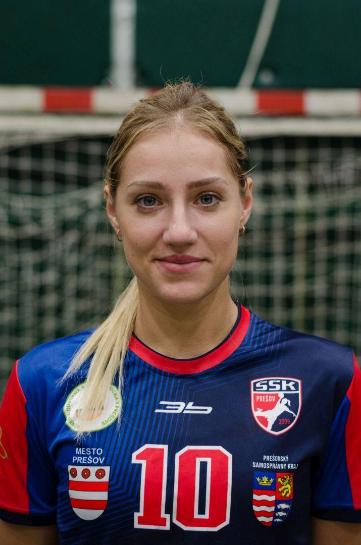 10 - Maryna Liebiedieva