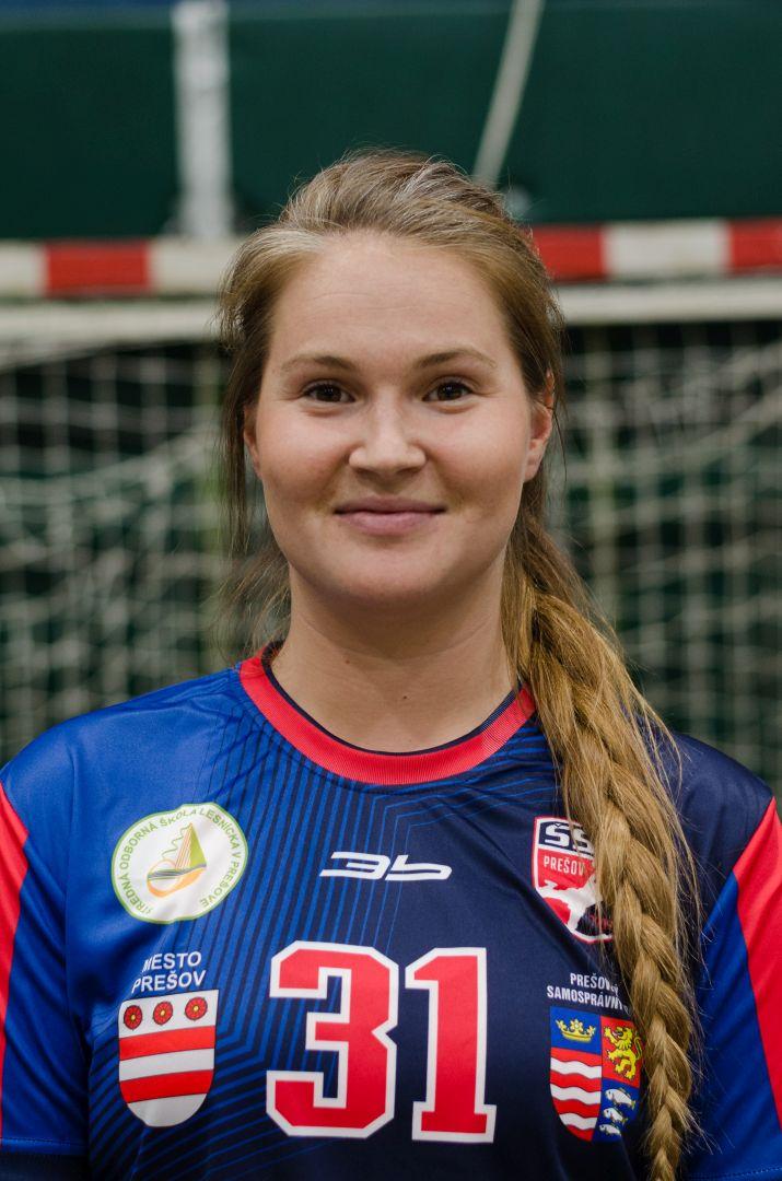 31 - Daniela Harčarufková