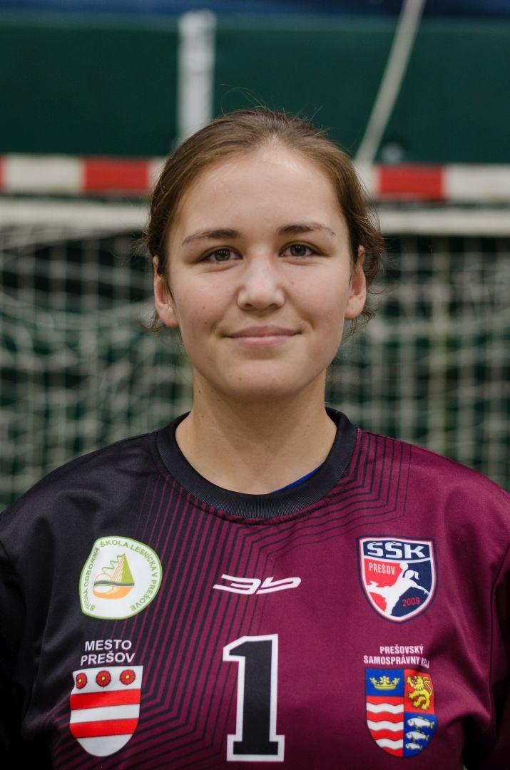 1 - Alexandra Feščáková
