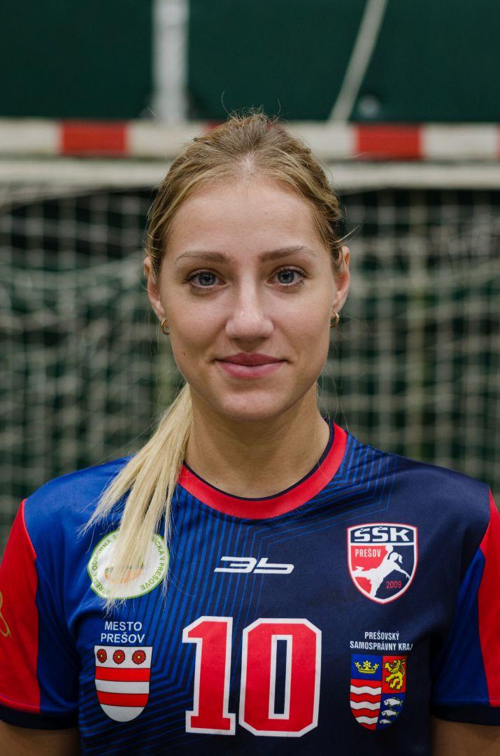 Maryna Liebiedieva