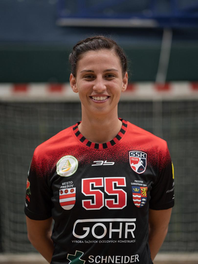 55 - Veronika Vagaská