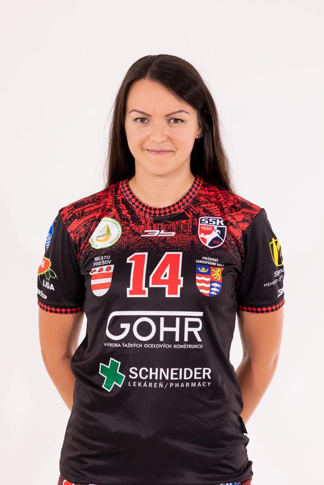 14 - Tatiana Šutranová
